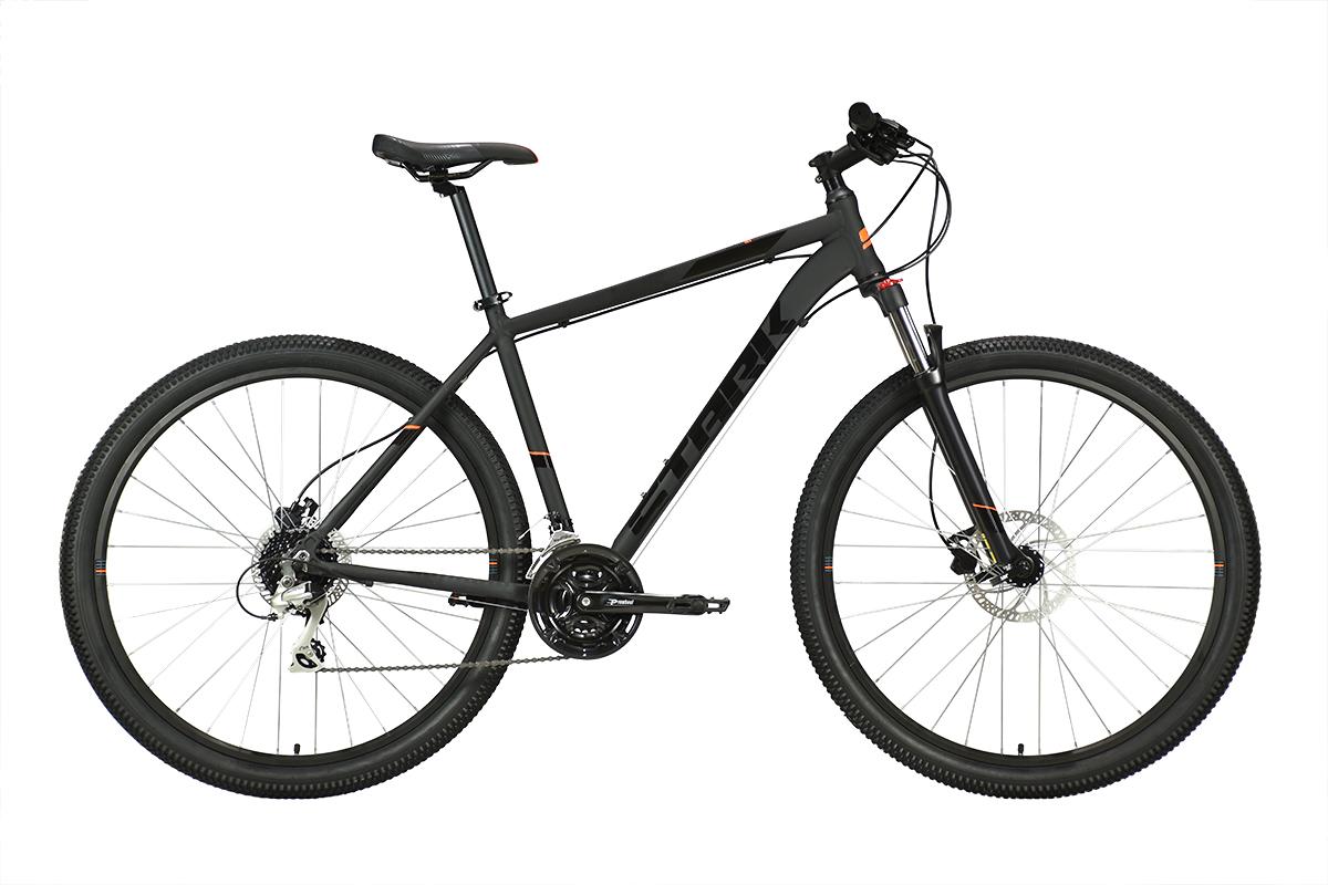 Велосипед Stark'21 Hunter 29.3 HD чёрный/черный 18