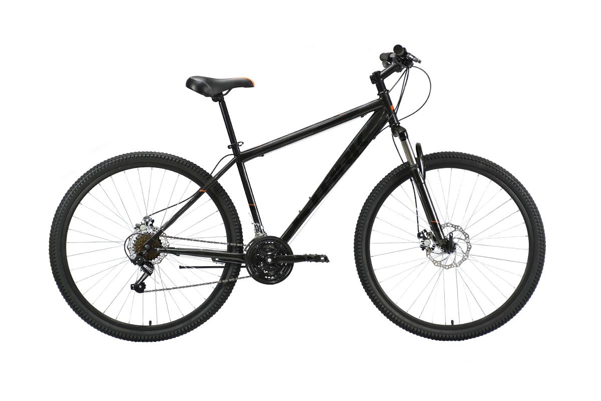 Велосипед Stark'21 Tank 29.1 Steel черный/черный 18