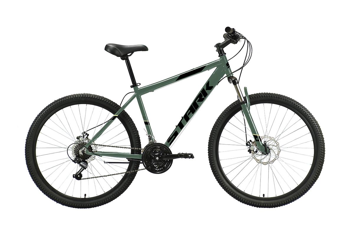 Велосипед Stark'21 Tank 29.2 D болотный/коричневый 18