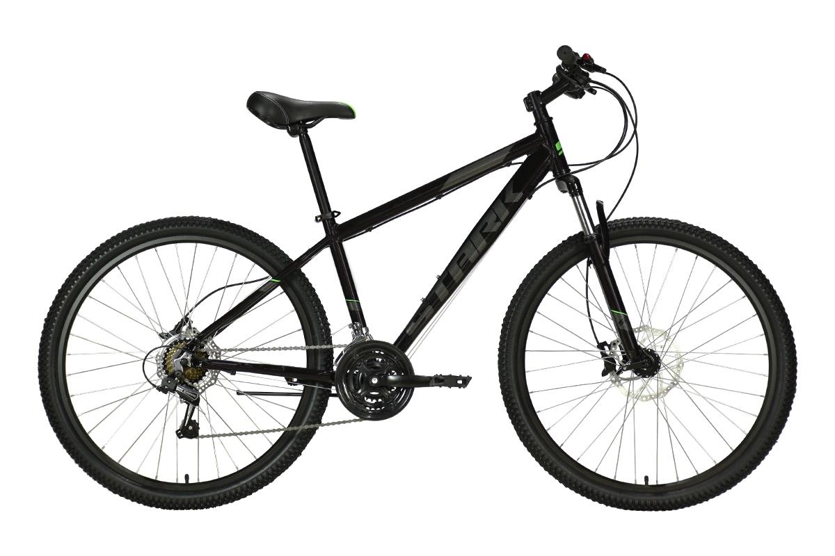 Велосипед Stark'21 Tank 27.1 HD черный/серый 16