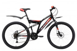 Велосипед Black One Descender FS 26 D Alloy (2018)