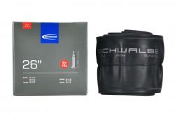 Камера Schwalbe SV13J FATBIKE,90/120-559,26-3.5-4.8 40mm вентиль преста