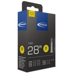 Камера Schwalbe SV20 EXTRA LIGHT 18/25-622(630) 28-0.7-1.0 50mm вентиль преста