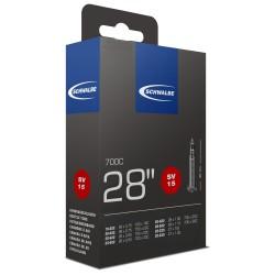 Камера Schwalbe SV15 18/28-622(630) 28-0.7-1.0 40mm вентиль преста