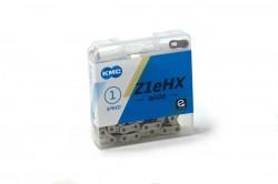 """Цепь КМС Z1eHX 1/2x1/8""""x112L FOR 1-SPD,односкоростная,бмх,инд.упаковка"""