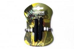 Колодки тормозные Baradine 957V МТВ 70мм черные