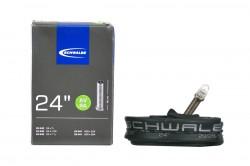 Камера Schwalbe AV9A 20/28-540541,24х0,8-1,1 40mm автовентиль 10419240 для колясок