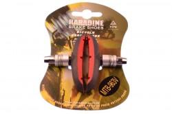 Колодки тормозные Baradine 963V