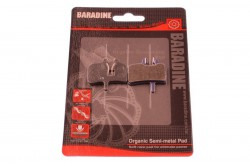 Колодки тормозные Baradine DS-01, для гидр. дисковых тормозов Hayes